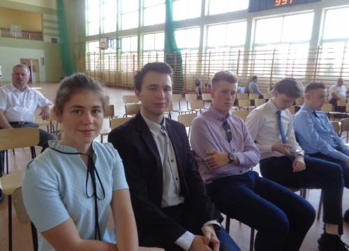 Sukcesy uczniów ZSME w Żywcu 2018