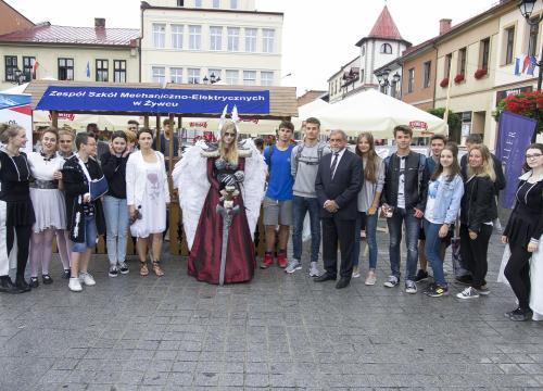 750 lat miasta Żywca - dni młodzieży