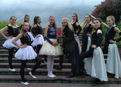 MATAFORA  laureatem V Ogólnopolskiego Konkursu Tanecznego