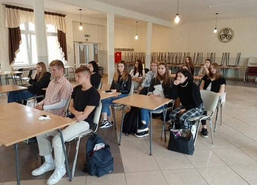 Uczniowie o finansach