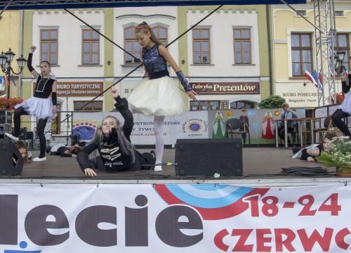750 lat miasta Żywca - dni młodzieży III