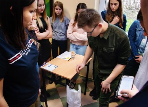 Gimnazjada matematyczno-chemiczna 7 kwietnia 2018 cz.II
